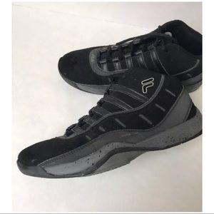Fila hi top basketball shoes sz 10 men